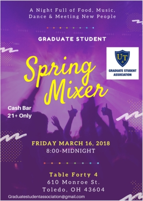 2018 Spring Mixer